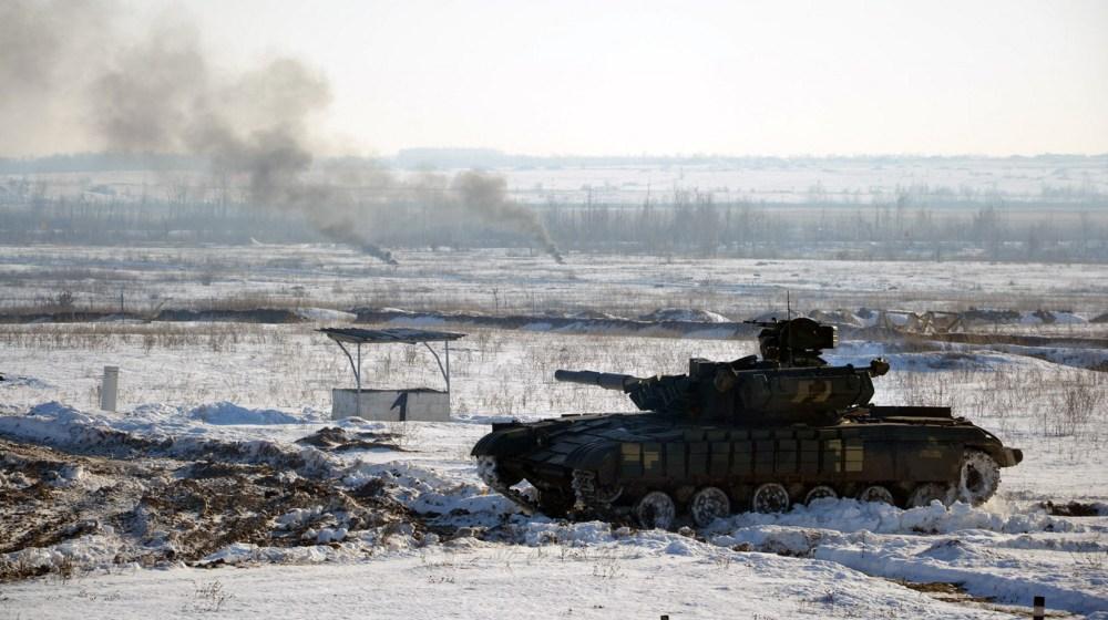 """25 танков оккупантов """"пропали"""" с постоянных мест отведения вооружений, – СЦКК"""