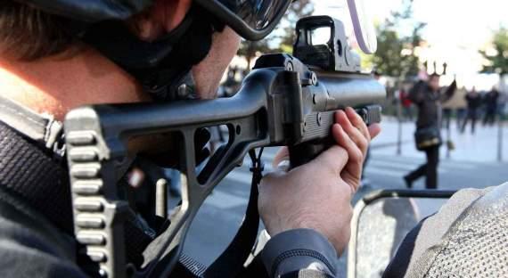 Нелетальное оружие мировой полиции