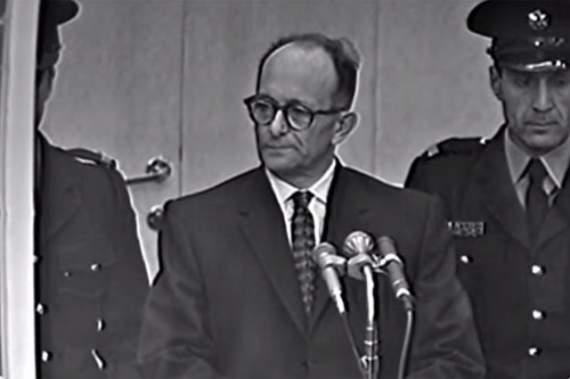 Петля для Адольфа Эйхмана. Как охотились на «архитектора Холокоста»