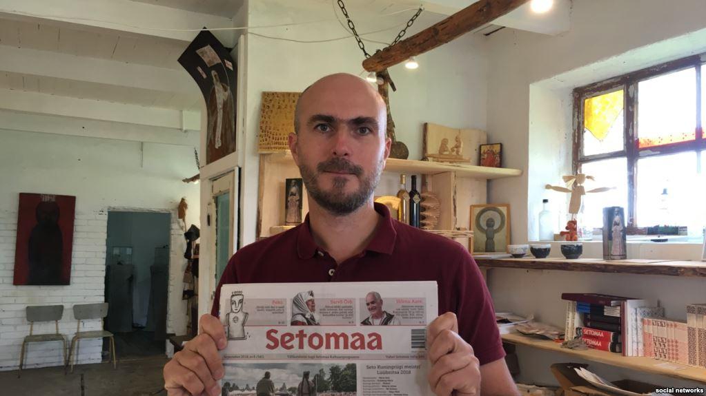 Эстонскому правозащитнику, выступающему за деоккупацию Крыма, запретили въезд в Россию на 55 лет