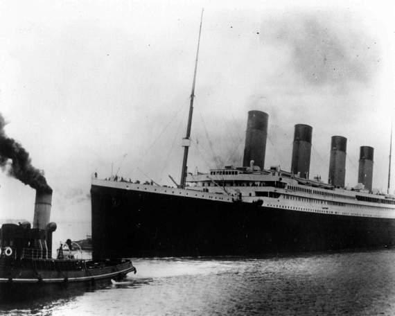 Подставная миссия: зачем США искали «Титаник»