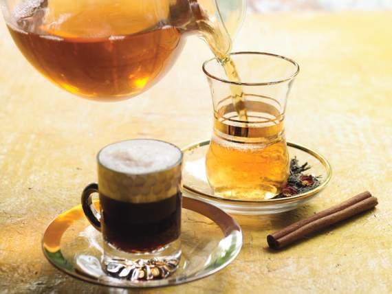 Чай или кофе — неожиданный ответ ученых