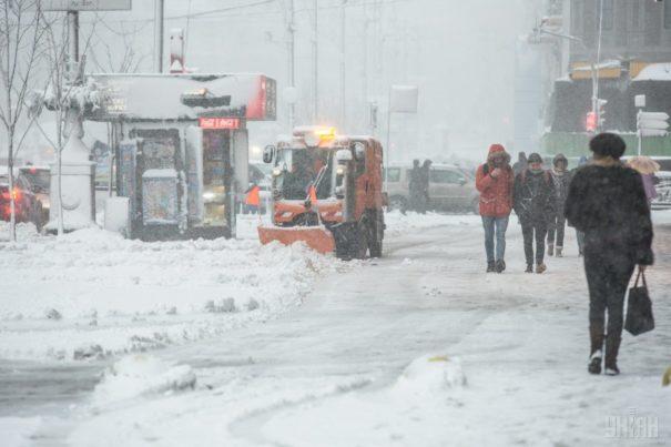 Метели и сильный ветер: в Украине объявили штормовое предупреждение на 25 декабря