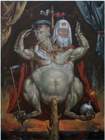 Московський патріархат розтоптав усі канони і показав, що ним керують з Кремля