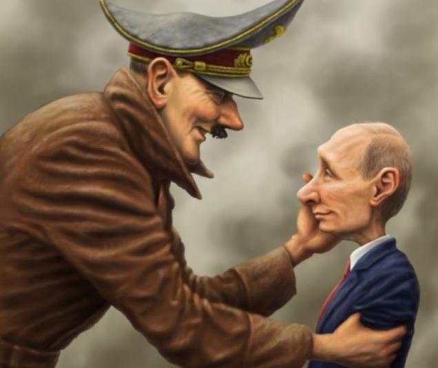 Отакої! МИД Беларуси сравнило русскую агрессию на Азове с развязыванием Гитлером войны