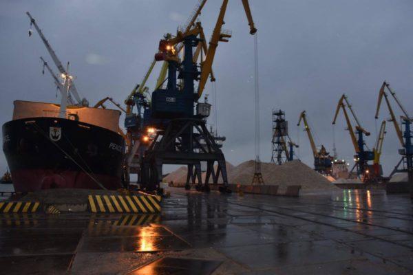 Россия частично разблокировала украинские порты в Азовском море