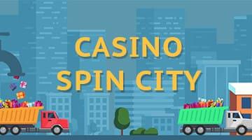 Казино Spin City – лучшая виртуальная площадка для азартных игроков