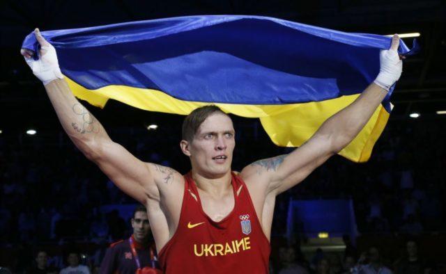 Усик высказался об украинском языке: «Разговаривать на суржике я не хочу»