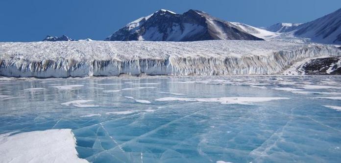 В Антарктиді виявлені сліди стародавньої цивілізації і військова база