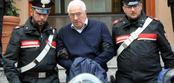 """В Італії заарештовано імовірного ватажка мафії """"Коза ностра"""""""
