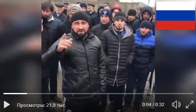 Жители Дагестана срочно перекрыли дороги и устроили бунт: видео ультиматума российским властям
