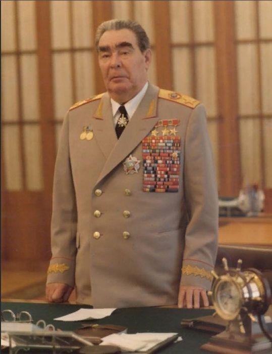Кто писал книги Леонида Ильича Брежнева
