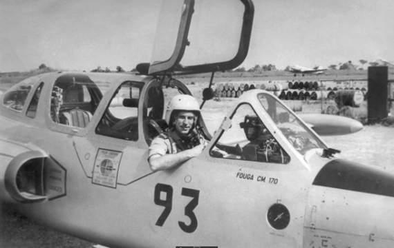 Бельгийский летчик полвека спустя признался, что это он сбил самолет генсека ООН в Африке