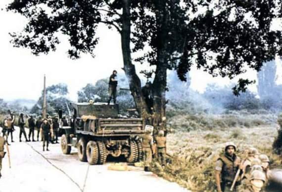 Дерево раздора: как новая Корейская война едва не началась из-за тополя