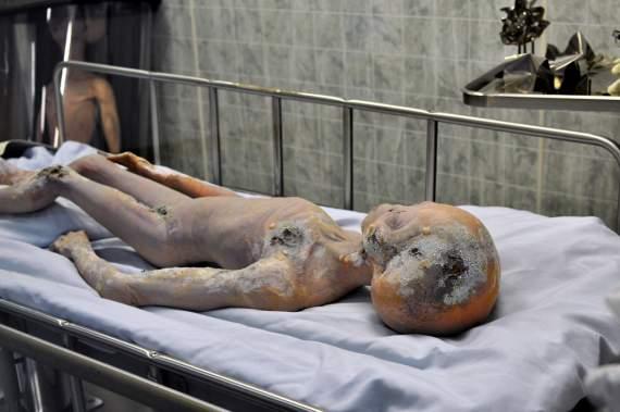 Розуэлльский инцидент: тайна инопланетного следа