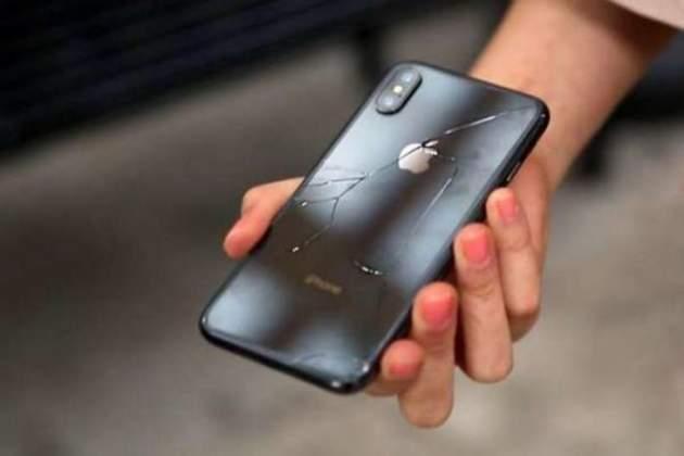 Что делать, если разобьется экран смартфона