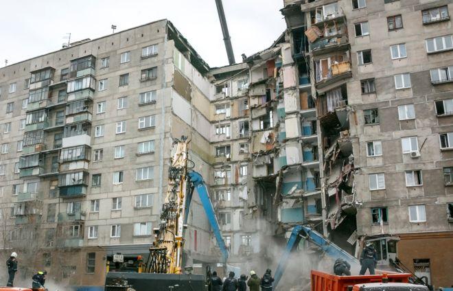 ИГИЛ взяло на себя ответственность за взрывы дома и маршрутки в российском Магнитогорске