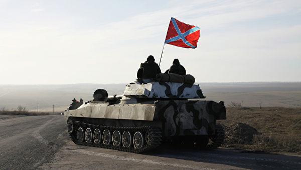 ИС: оккупанты проводят масштабную скрытую перегруппировку войск на Донбассе