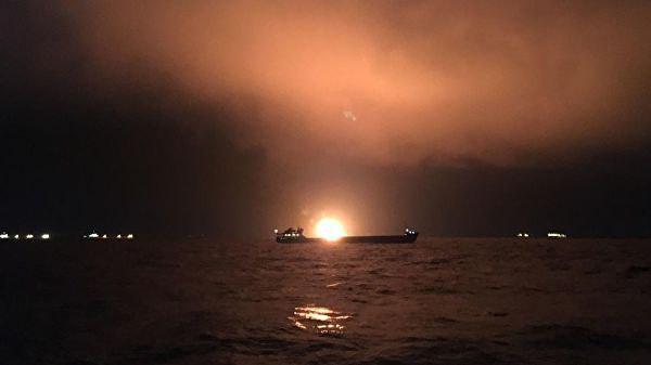 Катастрофа в Черном море: 20 трупов, страшные кадры