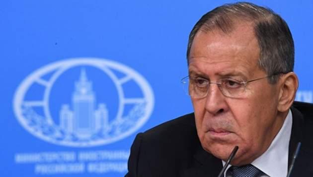 Лавров выступил с грозным заявлением в адрес Украины