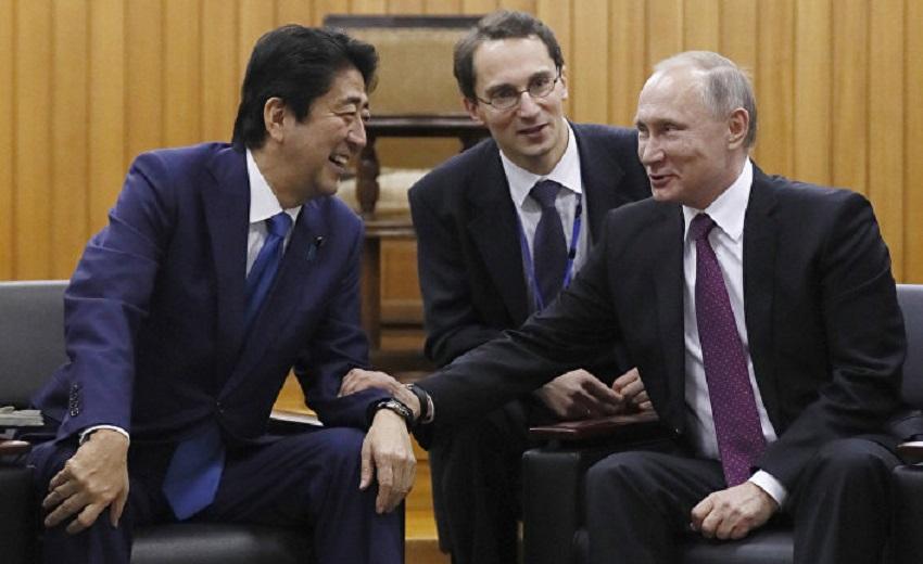 Почему Путин готов продать Курилы
