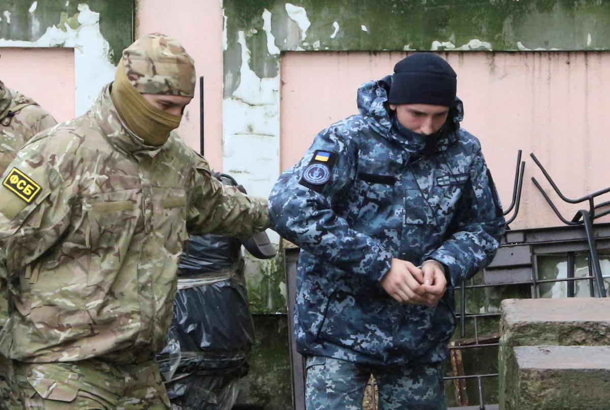 Показательный суд над украинскими моряками в РФ начнется не ранее, чем через год, — адвокат