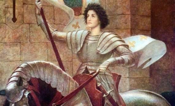 За что на самом деле сожгли Жанну д`Арк?