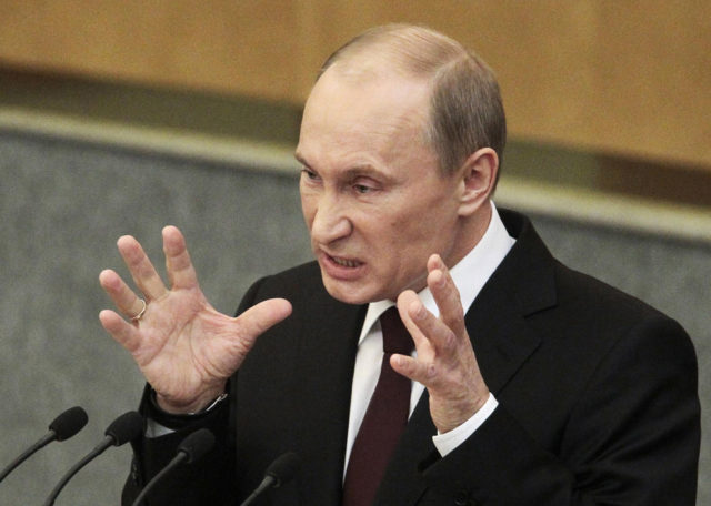 Россияне готовы свергнуть Путина: «перестал быть идеалом», детали