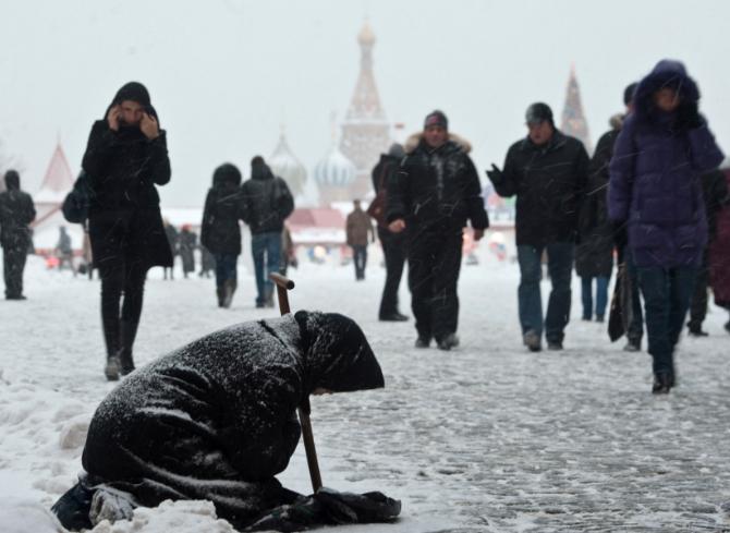 Россияне в долговой яме: доходы падают, а долги растут