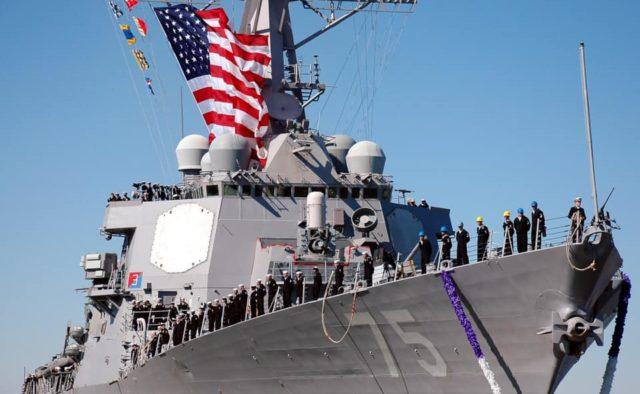 США перебрасывают флот в Черное море: Путину не понравится