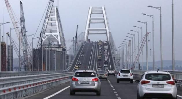 Стало известно о вреде, который нанес Крымский мост Украине