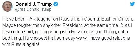 Трамп сделал неожиданное заявление о «путинской» России: «Упал на колени»