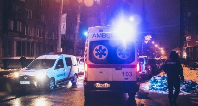 В элитном районе Киева мужчина убил оппонента одним ударом