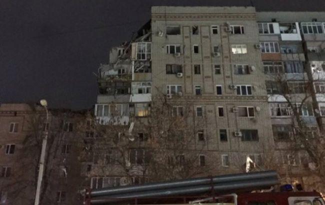 В РФ произошел очередной взрыв в многоэтажном доме
