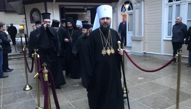 В Стамбуле началась служба, во время, которой будет вручен Томос Украине. ВИДЕО