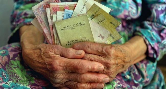 Жителям «ДНР» аннулировали «пенсии»