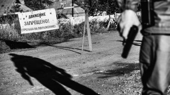 Война на Донбассе глазами итальянского репортера. ФОТО
