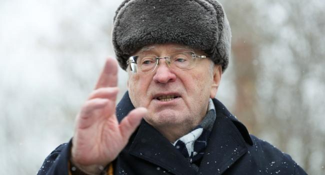 Жириновский: «Над Донбассом может развиваться только российский флаг»