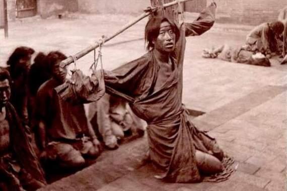 Казнь вареным мясом: жестокое изобретение восточных палачей