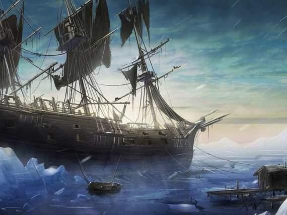 «Октавиус»: таинственный корабль-призрак