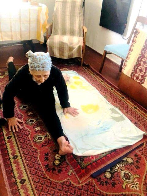 93-летняя украинка потрясла всех своей физической формой: попала в Книгу рекордов