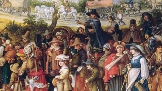 Кем были иностранцы и мигранты для жителя средневековой Европы?