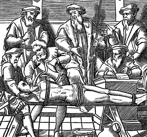Пытка хлебом: что происходило с человеком