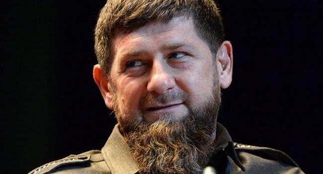 Кадыров снял с себя обязанности главы Чеченской республики в связи со своей нетрудоспособностью
