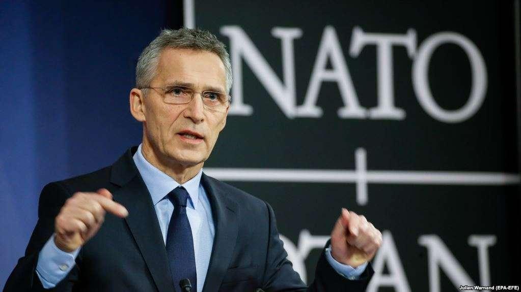 НАТО не откажется от ядерного оружия, если оно останется у России и КНР, — Столтенберг