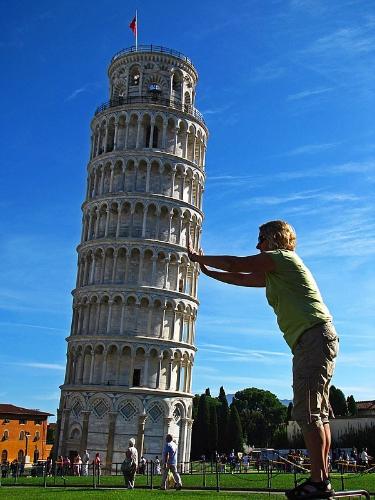 Неудачный символ Италии.