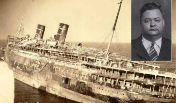 Morro Castle: бедствие на лайнере, устроенное национальным героем США