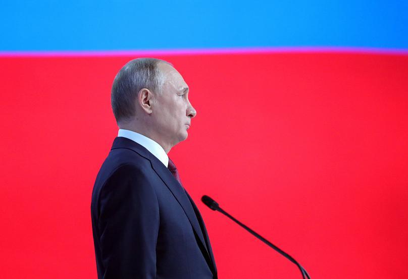 Путин грозит нацелиться на США, если Америка разместит новые ракеты в Европе
