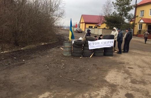 Штурм начался на Львовщине: «свели блокпосты»