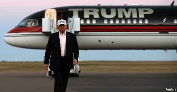 Летающая крепость: как устроена защита борта американского президента